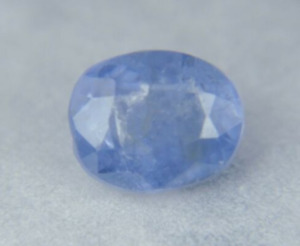 SRI LANKA 3.09CTS NATURAL FACNY BLUE SAPPHRIE CEYLON GEMSTONE. CERTIFIED