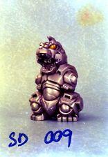 "4""Sd Mega Godzilla Vinyl Model Kit None Scale"