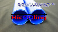 """Blue Silicone 3"""" Inch / 76mm Straight Hose - 1 Metre Intercooler Turbo Pipe"""