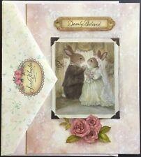"Susan Wheeler Greeting Card - 5 X 7"" - New w/Envelope - Adorable - Wedding"