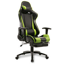 Merax High Back Office Chair Ergonomic Racing Gaming Chair Computer Desk Chair
