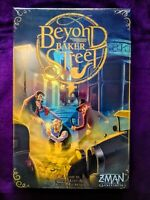 Beyond Baker Street (A Sherlock Holmes Card Game by Z-Man Games, 2016, NEW)