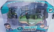 Mutant Busters BP Figure Action Toy Car and Accesories