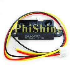 GP2Y0A21YK0F Sharp IR Analog Distance Sensor Distance 10-80CM Free Cable
