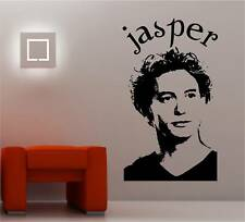 Twilight Jaspe Edward autocollant Art Mur Décalques en vinyle