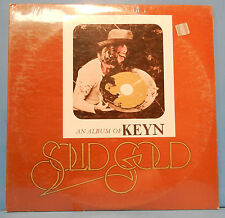 AN ALBUM OF KEYN SOLID GOLD VINYL 2X LP 1972 RADIO STATION COMP SEALED! MINT!