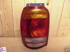 FORD EXPLORER 98-01 MERCURY MOUNTAINEER 98-01 TAIL LIGHT DRIVER LH w/o black