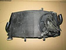HONDA CBR 900 RR sc50 RADIATORE ACQUA MOTORE RADIATORE VENTOLA radiator fan