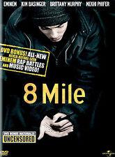 8 Mile (Widescreen Edition) DVD
