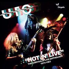 NEW Hot 'N' Live: The Chrysalis Live Anthology 1974-1983 (2CD) (Audio CD)