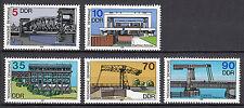DDR 1988 Mi. Nr. 3203-3207 Postfrisch ** MNH