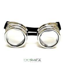 Diffraction Glasses Goggles EDM trance festival raver GloFX ultimate lens laser