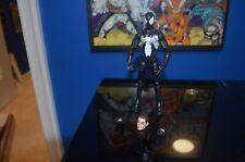 Hasbro Marvel Legends Series Kraven's Last Hunt Symbiote Black Suit Spider-man