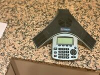 Polycom SoundStation IP 5000 VOIP Conference Phone - POE - in perfect condition