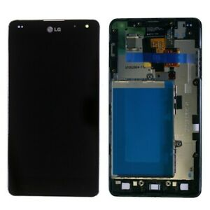 GENUINE LG E975 Optimus G LCD and Touchscreen Assembly Black (ACQ86366901)