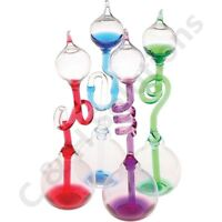 Colorful ,Glass Science Energy Transfer,Love Birds Color Meter Hand Boiler