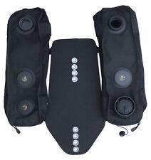 Counter Lung Set, Back Mounted - Rücken-Gegenlungen für den Rebreather Se7en von