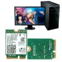 For Intel Dual Band Wireless-AC 9560 NGW300Mbps1.3Gbps Bluetooth New Wi Z2A F3A8