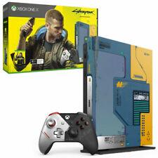 Microsoft Xbox One X Cyberpunk 2077 Limited Edition 1TB Console