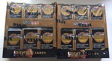 Lot of 2 1992-93 FLEER SERIES 1 JUMBO BASKETBALL SEALED Boxes Rare Jordan