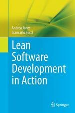 Lean Software Development in Action by Andrea Janes and Giancarlo Succi...