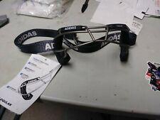 Adidas Oqular Eqt Black Lacrosse Field Hockey Women's Sports Goggles Ap7111 Nwt