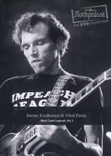 Jorma Kaukonen & Vital Parts - Rockpalast: West Coast Legends Vol.2 *DVD*NEU*