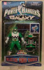"Power Rangers Lost Galaxy - 5"" Blasting Blue Ranger Hidden Space Missile (MOC)"