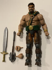 Marvel Legends Hercules Action Figure Loose