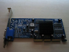 GIGABYTE  GA-622-32C nVidia RIVA TNT2 M64 AGP 32MB SDR VGA TEST OK