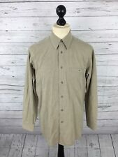 LACOSTE Shirt - Size Large - Beige - Great Condition