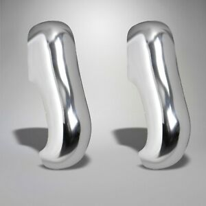 1949-1967 VW Beetle Chrome Euro Bumper Guards Front or Rear (Pair) 302978