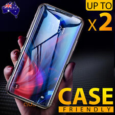 Tempered Glass Screen Protector For Apple iPhone 11 Pro XS Max XR 8 7 6S Plus 5S