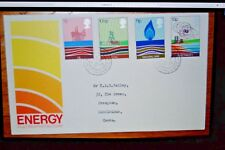 January1978; First Day Cover; Energy Resources