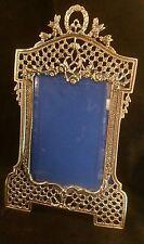 Beautiful silver frame