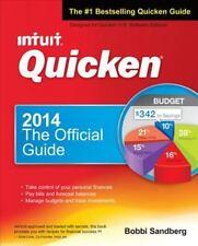 Quicken 2014 The Official Guide (Quicken Press), Sandberg, Bobbi, Good Book