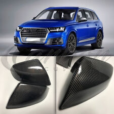 New Audi Q7/SQ7 (4M) Real Carbon Fibre Replacement Mirror Covers 2016-2017