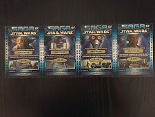 Star Wars - French LOTTERY Sample scratch cards - very rare - unscratched
