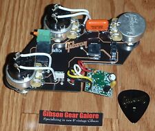 Gibson Les Paul Pot Control Board Signature CTS Guitar Parts Quick Connect Boost