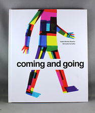 Coming and Going by Isabel Minhos Martins - Brand New Hardcover