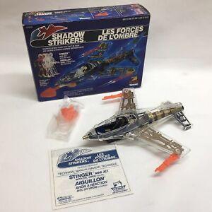 Shadow Strikers Stinger Mini Jet K59040 (Missing Figure)