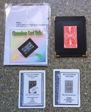 (G) Card Magic Trick Chameleon Card Wallet