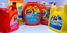 Tide Liquid and Pods Laundry Detergent and Tide Antibacterial (Choose Yours)