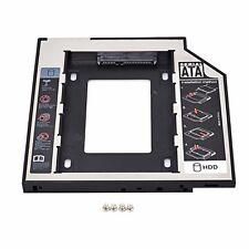 Caddy Adattatore Universale SATA HDD SSD hard disk CD/DVD-ROM 9,5mm