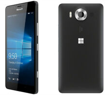 "Microsoft Lumia 950 AT&T - 5,2"", 32 GB, 3GB, 20MP, Black, Neu ohne Folie"