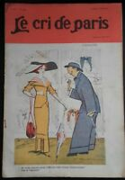 Rivista Il Cree Di Parigi N° 696 Carità 1910 ABE
