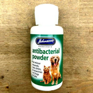 johnson's antibacterial powder 20g