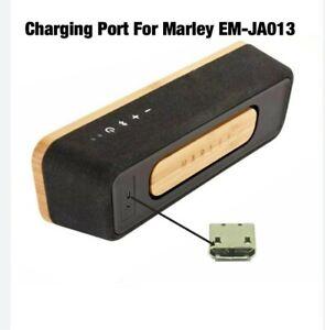 Micro USB Lade Port Jack für Marley em-ja013 Lautsprecher