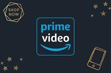 |Amazon Prime Video + Prime Music |6~MOIS|✅ PrimeVideo