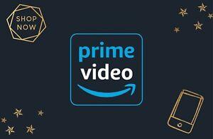 |Amazon Prime Video + Prime Music |6~MOIS|✅ HD 4K ✅ PrimeVideo